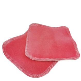 ApiAfrique pink reusable cleansing pads