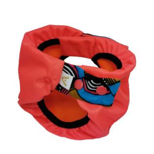 ApiAfrique pink cloth diaper